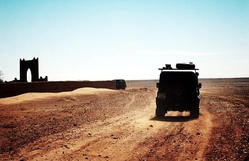 Circuler en voiture au Maroc feature
