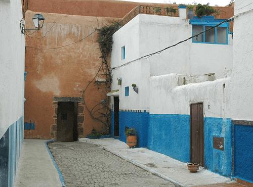 Rabat comme un symbole feature